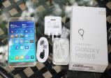 Cận cảnh Samsung Galaxy Note 5 bản Gold tại Việt Nam
