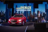 GM Việt Nam chính thức ra mắt Chevrolet Cruze thế hệ 2015