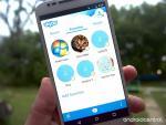 Skype trên Android cho tùy biến nhạc chuông, hỗ trợ chuyển tiếp ảnh