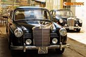 """Mercedes 190 Ponton """"nữ hoàng những năm 50"""" tại VN"""