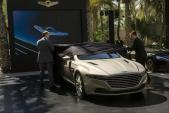 Aston Martin chốt giá 24,4 tỷ cho siêu xe sang Lagonda