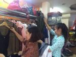 Bóc mẽ chiêu mạo danh hàng thời trang xuất khẩu