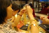 Giá vàng hôm nay 23/8: Giá vàng SJC có xu hướng giảm