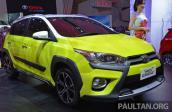 Toyota Yaris Haykers, đối thủ sắp tới của Hyundai i20 Active