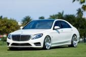 Xế sang Mercedes S550 độ tinh tế với phong cách VIP