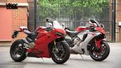 Xem Visordown so sánh Yamaha R1 và Ducati 1299 Panigale S