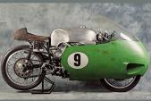 """Ngắm siêu môtô """"siêu độc hại"""" Guzzi V8 những năm 50"""