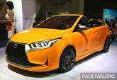 """Người Indonesia biến Toyota Yaris thành xe mui trần """"siêu độc"""""""