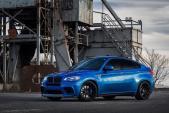 """BMW SUV X6 M đời """"ơ kìa"""" lột xác nhờ tay hãng độ"""