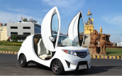 Chiêm ngưỡng ô tô hơn 100 triệu của Campuchia khiến người Việt