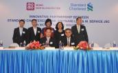 Momo và Standard Chartered hợp tác triển khai ví điện tử