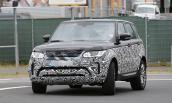 Range Rover Sport 2017 lộ diện trên đường thử