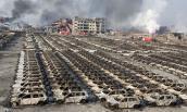 Jaguar Land Rover mất gần 6000 xe sau vụ nổ Thiên Tân