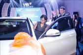 """VIB trao xe Mercedes cho khách hàng may mắn nhất """"Thời Điểm Vàng"""""""