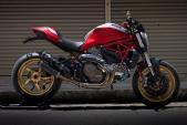 """Ngắm """"quỷ mới"""" 821 nhà Ducati lần đầu tiên qua tay thợ độ"""