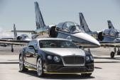 """Tuyệt phẩm"" Bentley Continental GT Speed chiến đấu cơ"