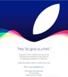 Apple chính thức xác nhận tổ chức ra iPhone mới vào ngày 9/9