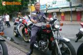 """Ngạc nhiên biker Việt U74 hơn nửa đời """"nài"""" môtô PKL"""