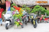 Hàng trăm bikers Việt tụ hội mừng sinh nhật Clb môtô Hà Nội