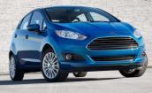 Ford Việt Nam triệu hồi 1.189 chiếc Fiesta vì lỗi hệ thống điện