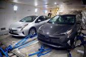Tận mắt Toyota Prius thế hệ thứ tư