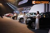 Toàn cảnh Mercedes Fashion Week 2015 tại Hà Nội