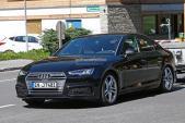 """Audi S4 2017 bất ngờ """"trần trụi"""" lăn bánh trên phố"""
