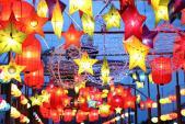 Ảo diệu con đường đèn lồng dài nhất Việt Nam