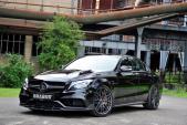 """Brabus """"nâng đời"""" Mercedes C63 AMG mạnh ngang siêu xe"""