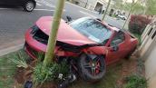 Siêu xe Ferrari 458 Italia vừa mua hai ngày đã thành