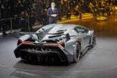 Lamborghini Centenario LP770-4 hứa hẹn ra mắt trong năm 2016