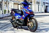 """Honda Airblade đời cũ """"giật full đồ chơi"""" của biker Việt"""