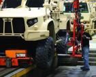 Soi xe tác chiến hạng nhẹ JLTV mới nhất của quân đội Mỹ