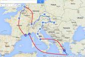 25 ngày vòng quanh châu Âu của 3 cô gái Việt