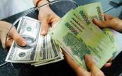 Giá ngoại tệ tăng lên mức 22.535 đồng/USD
