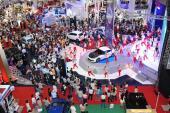 Triển lãm ôtô Việt Nam 2015 có gì?