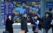 Chứng khoán Nhật Bản tăng mạnh nhất trong 7 năm