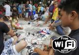 Philippines phủ Wi-Fi miễn phí cả nước