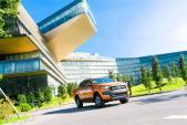 Ford Ranger, EcoSport và Transit tiêu thụ mạnh