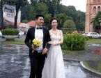 Nam vương Thanh lịch rạng rỡ 'chuẩn bị' đám cưới