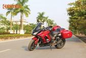 Soi xế nổ đa năng 1000cc nhà Kawasaki trên đất Việt