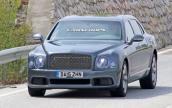 """Xem trước siêu xe sang Mulsanne LWB """"chân dài"""" của Bentley"""