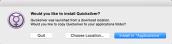 Cách mở ứng dụng bằng phím tắt trên Mac