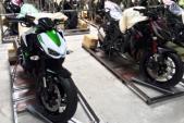 """""""Đập thùng"""" Kawasaki Z1000 2016 giá 390 triệu sắp về VN"""