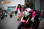 """Hot teen Việt nài cứng """"quái thú"""" PKL Hello Kitty 1000cc"""