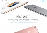 Người dùng đã có thể đặt hàng iPhone 6s và 6s Plus
