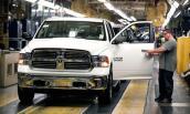 Triệu hồi 1,7 triệu xe tải và bán tải của hãng Fiat Chrysler