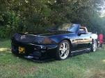 """Mercedes SL 1990 độ """"cải lương"""" thành Ferrari siêu xấu"""
