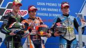 MotoGP 2015: Chặng đua đầy kịch tính tại Misano