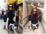 Street style du lịch sành điệu của sao Việt ở nước ngoài